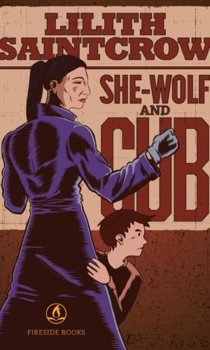 She-Wolf & Cub