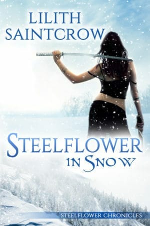 Steelflower in Snow